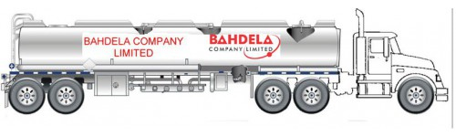 Tank Truck Spare Parts.